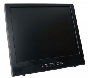 17'' TFT Farb Überwachungsmonitor, 2xBNC SXGA - IS-M01