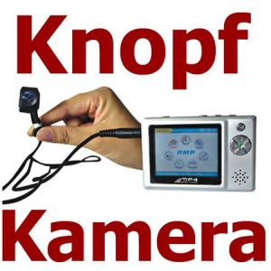 "Mini Knopfkamera 2,5"" TFT Rekorder DVR Spionkamera-IS-KA13"