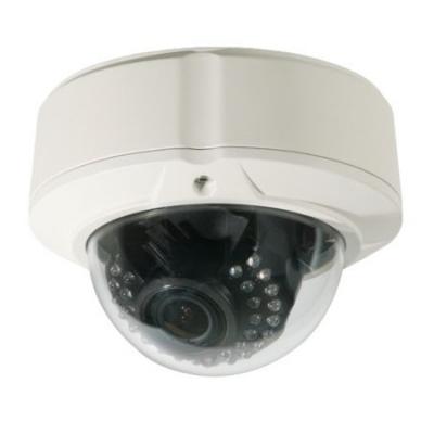 Dome Tag/Nacht-Überwachungskamera mit 1/3'' SONY Super HAD CCD 550/600TVL, 50m Nachtsicht, 2,8~12mm Objektiv - IS-KA48