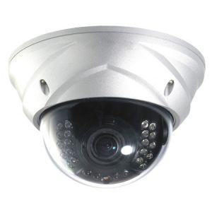 IR Dome Tag/Nacht WDR Überwachungskamera mit 1/3'' SONY Super HAD CCD 580/700TVL, 35m Nachtsicht, 2,8~12mm Objektiv - IS-KA42