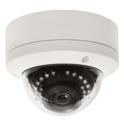 Vandalensichere Dome-Kamera 1/3'' SONY Super HAD CCD II, 600TVL, 2,8-12mm, 30m Nachtsicht - BMC-D310IR