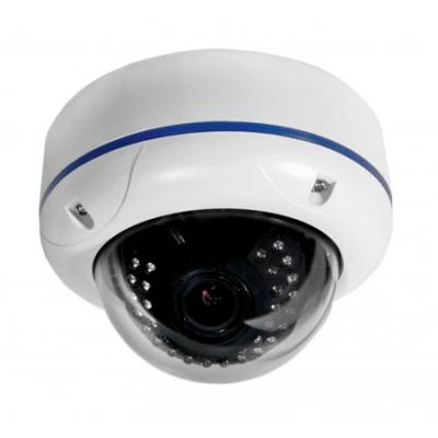 Vandalensichere Infrarot Dome-Überwachungskamera SONY SuperHAD II CCD 600TVL/700TVL, 2,8~12mm, 50m Nachtsicht-BMC-D305IR